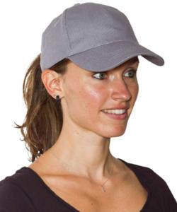 casquette solide personnalisable
